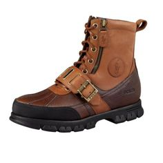 Polo Ralph Lauren Conquest III Men´s Rugged Boots | More Polo ...