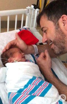 Jimmy Kimmel: Mocked by Congressman Over Speech About Son's Heart Surgery!