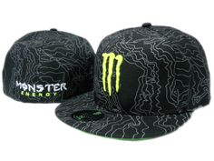 Buy brand Monster Engergy Snapback and street hats at sportsnapback.com
