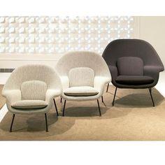 Saarinen Womb Chair Collection Small Medium Large