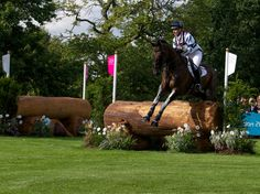 Tina Cook & Miners Frolic, Olympics 2012, Team GB, Eventing Silver Medal!