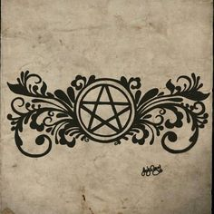 Pagan Pentacle Tattoo by *gutterface on deviantART