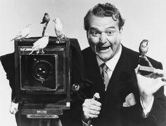 "RED SKELTON in the 1950 movie ""Watch the Birdie"""