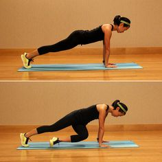 20-Minute Total-Body Tabata Workout