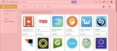 Las mejores apps 2014 en Google Play