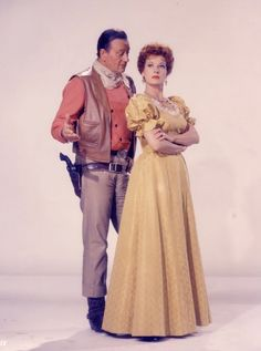 Maureen O'Hara Magazine on Facebook (Official Site) McKlintock