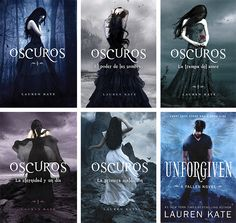 Saga Oscuros by Lauren Kate