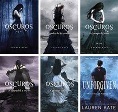 Saga Oscuros/ Fallen saga by Lauren Kate