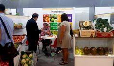 Las empresas participantes en la feria 'Asia Fruit Logistica' consiguen más de 1.500 entrevistas con importadores