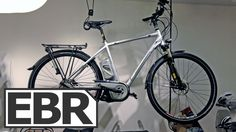 Kalkhoff Pro Connect S27 Video Review - High Speed Commuter Electric Bik...
