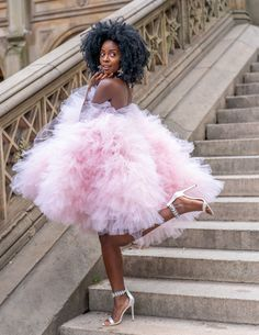 If you're trying to find hairstyles that may make you comfortable Tulle Tutu, Tulle Dress, Photo Retouching Services, Black Women Fashion, Black Is Beautiful, Celebrity Style, Fashion Outfits, Paris Outfits, Cute Outfits