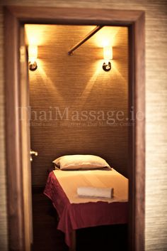 Luxurious surroundings in Dublin's Thai Massage Centre http://www.thaimassage.ie