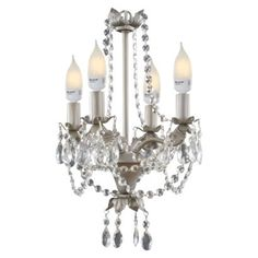 10 best nursery chandeliers images on pinterest mini chandelier target 4 cfl bulb mini chandelier 144 133 117 w x 143 aloadofball