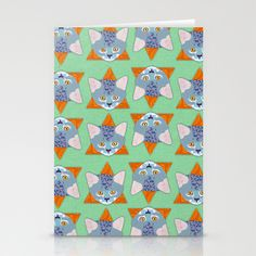 it is only a storm Stationery Cards by elvia montemayor - $12.00