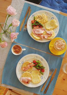 Pan fry lamb spaghetti and pumpkin soup homemade food dinner homemade brunch and failed cappuccino with muffina eggs bacon harshbrowns and salad forumfinder Image collections