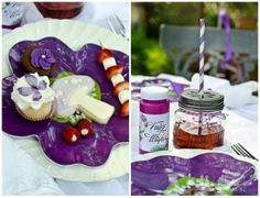 Amazing treats at a Fairy party!  See more party ideas at CatchMyParty.com!