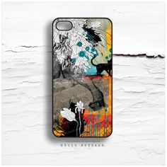 """iPhone 6 Case, iPhone 5C Case """"Stay Awhile"""" by Iveta Abolina, iPhone 5s Case Floral, Illustration iPhone 4s Case, Floral iPhone Case I1 by HelloNutcase on Etsy https://www.etsy.com/listing/100122175/iphone-6-case-iphone-5c-case-stay-awhile"""