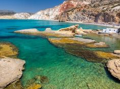 The Greek Island of Milos