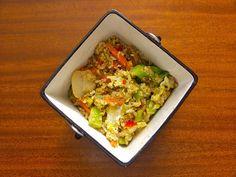 Vegetable Cauliflower Fried Rice Recipe