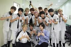 Golden Child Debut with infinite dongwoo sungjong