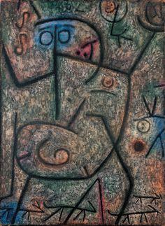 The rumors - Paul Klee
