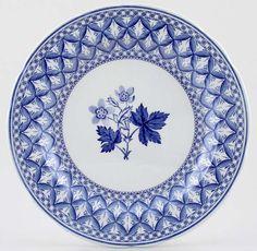 Spode Geranium Dinner Plate