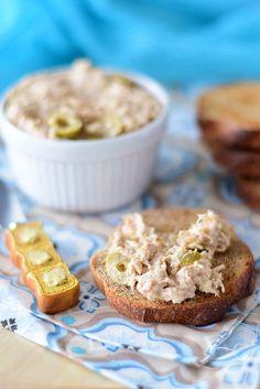 Rillettes allégées à la dinde, olives et épices Yassa   Cuisimiam