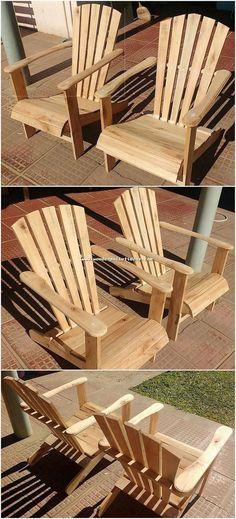 Most Famous DIY Wooden Pallet Projects and Plans: Obviously choosing intricate creative designs would cost you expensive rates. Besides all such, you can check out with some simple wood pallet. Pallet Door, Pallet Wall Decor, Pallet Chairs, Wooden Pallet Projects, Wooden Pallets, Wooden Diy, Pallet Furniture, Furniture Making, Diy Projects