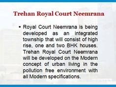 Trehan Neemrana   9650019966   Property in Neemrana, Royal Court Neemrana, Flats in Neemrana, Apartments in Neemrana, Projects in Neemrana, Residentail Property in Neemrana, Trehan Royal Court Neemrana, Investment in Neemrana