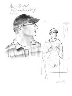 "@storybreathing presents ""Return"" at @takoma (3/3) #illustration #ipadart #procreateapp"