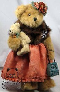 Lady Wellington bear boyds/♥-☀¸ღ❤luv