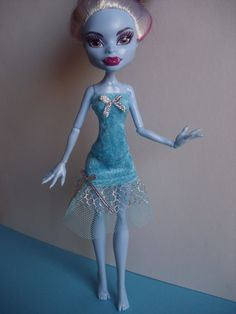Handmade Clothes for Monster High Doll by MonstaFashion on Etsy, €7.85