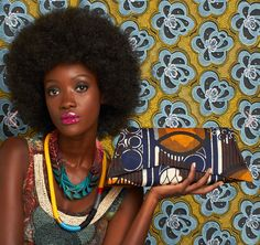 African Prints in Fashion: Quite fab: Designs from South Africa on Fab❤ Germany