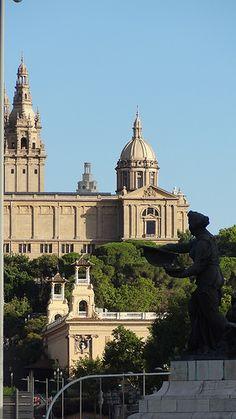 MNAC, Barcelona | | Por: Nuria Pifarré | Flickr - Photo Sharing!