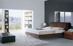 Bedroom Designs from Italian Furniture Company Tomasella -- Paint colors