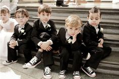 Oliver and sam :) converse and suits