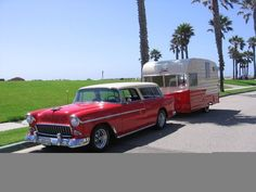 Shasta Madness~Vintage Travel Trailers | and r | Vintage Travel Trailers A Dbl.Nickel & a Shasta Trailer ...