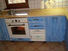 krásná a moje retro kuchyň