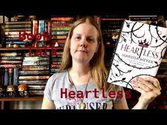 Book Talk--Heartless by Marissa Meyer