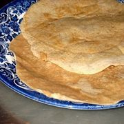 Who says you can't make a light, airy crepe without eggs? This version is cruelty-free, cholesterol-free and delicious. This recipe serves 4 and is easily doubled.