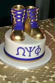 Happt Birthday, Happy Belated Birthday, Happy Birthday Cakes, Birthday Wishes, Birthday Memes, Decorating Tips, Cake Decorating, Greek Cake, Divine Nine