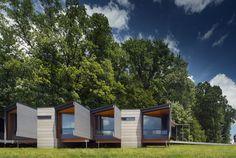 Gallery of High Meadow Dwellings at Fallingwater / Bohlin Cywinski Jackson - 1