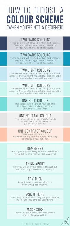 On the Creative Market Blog - 20 Charts That Make Combining Colors So Much Easier