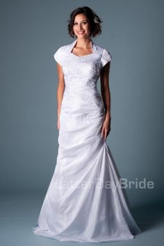 Clarion - Wedding Dress Front
