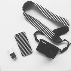 Stripe never wrong <3 perfect case, perfect camera strap!