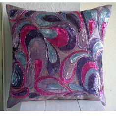 Luxury Pink Throw Pillow Covers, Multicolor Sequins Abstr... https://www.amazon.com/dp/B005YMNOXO/ref=cm_sw_r_pi_dp_x_2exqybXEB66DA