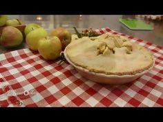 Amerikanischen Apple Pie backen | Sweet & Easy - Enie backt - YouTube