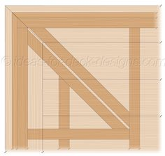 Picture Frame Decking Tip - Beautify a deck