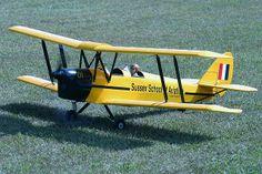 RC Airplane - Tiger Moth | Flickr - Photo Sharing!