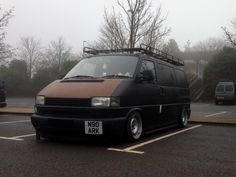 T4 Vw, Volkswagen, My Dream Car, Dream Cars, T4 Transporter, Custom Vans, Vw Camper, Lowrider, Surfing